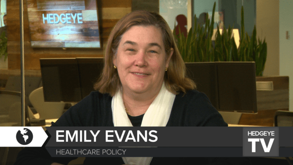 Leading Healthcare Policy Authority Emily Evans Joins Hedgeye - z emily evans   pr picture