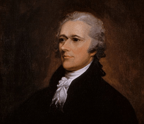 Play The Game You're In - alexander hamilton