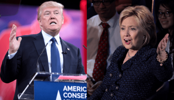 Clinton vs. Trump = Establishment vs. Insurgent? - trump and clinton