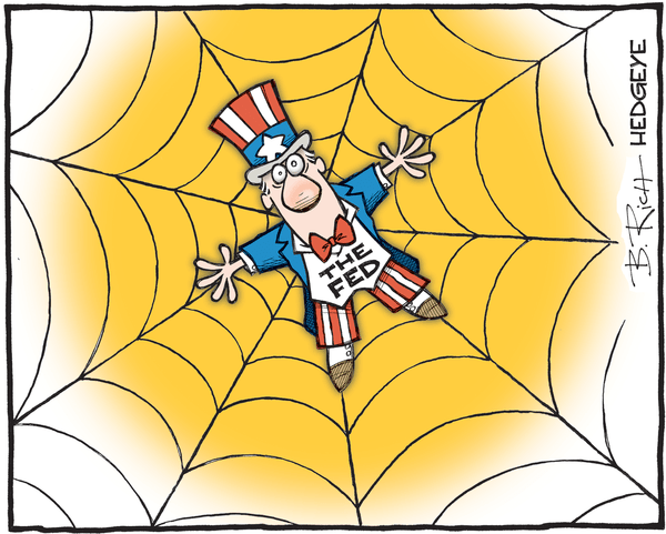 This Week In Hedgeye Cartoons - Fed cartoon 05.05.2016