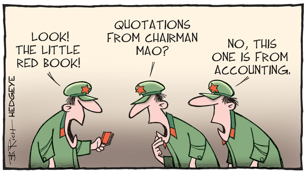 This Week In Hedgeye Cartoons - China cartoon 05.09.2016