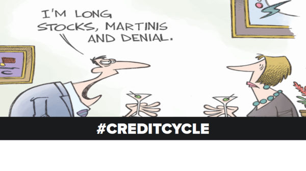 The Evolving Complacency In Credit Markets - credit cycle