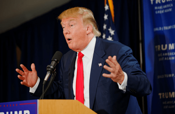 Capital Brief: Trump's Fundraising Shortfall... & Sanders Big Win In CA? - trump forward