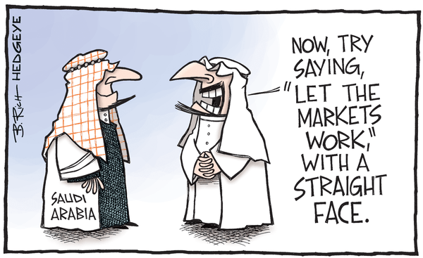 This Week In Hedgeye Cartoons - Saudi cartoon 06.02.2016
