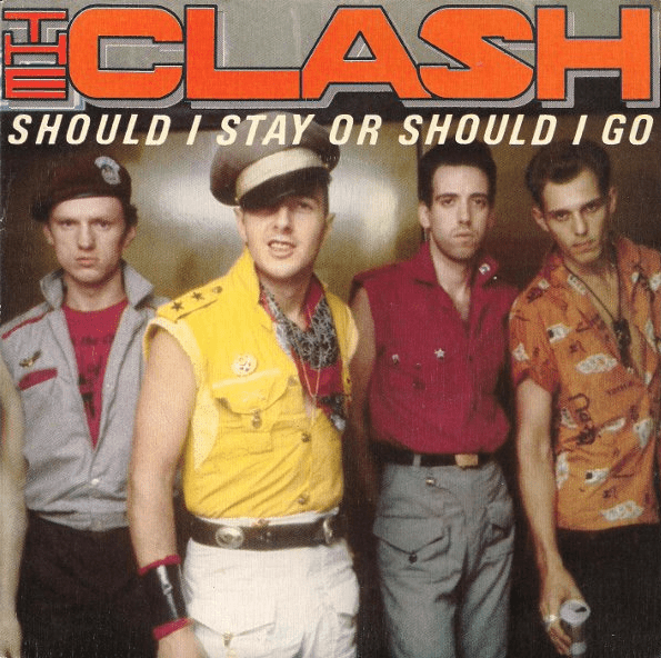 An Update On Brexit: Should I Stay Or Should I Go Now - the clash