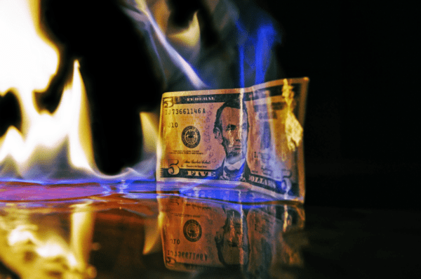 The Repercussions Of Yellen Fed Burning The Buck & How To Trade It - burn buck