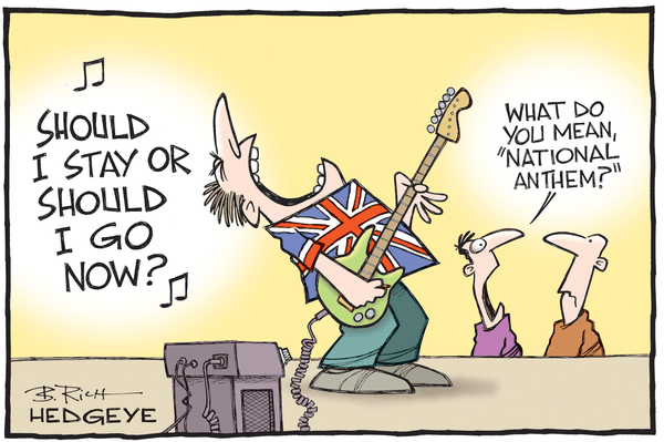 Today 11am ET | Brexit: Should I Stay or Should I Go? - Brexit cartoon 06.07.2016
