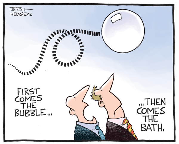 Hedgeye Guest Contributor | Thornton: My Scary Chart Revisited - Bubble bath 9.9.14