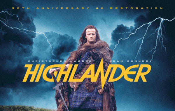 Negligible Senescence - highlander