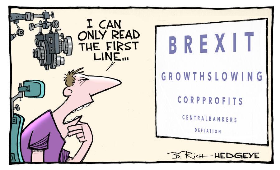 Risultati immagini per brexit hedgeye