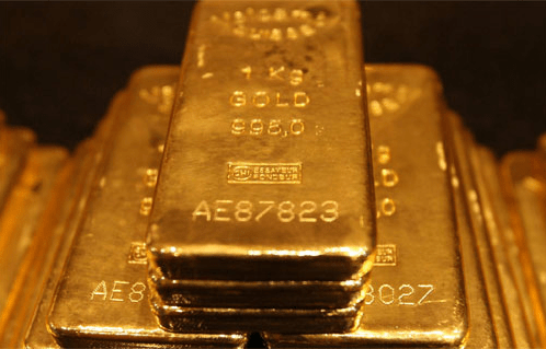 Quick Take: A Good Spot To Buy Gold | $GLD - gold bar