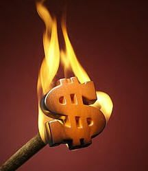 US Dollar Update: Pandering Politicians - BURN