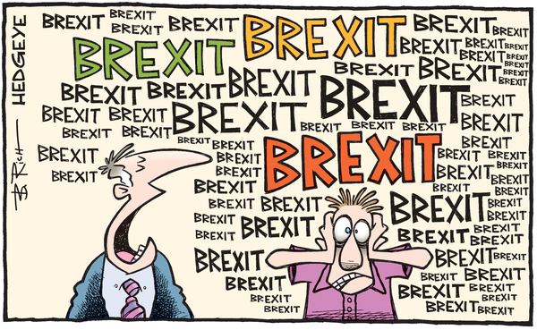 This Week In Hedgeye Cartoons - Brexit cartoon 06.23.2016