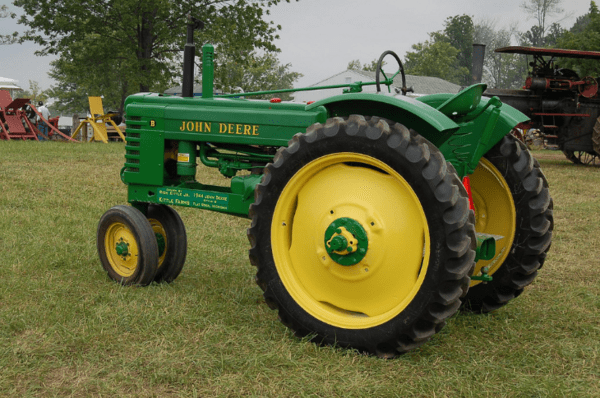 DE: We Are Removing Deere & Company From Investing Ideas - deere