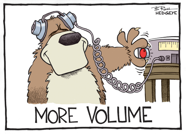 Imagine That | Equities Plummet = Massive Spike In Volume - volume cartoon 10.14.2014