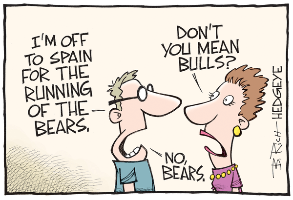 This Week In Hedgeye Cartoons - Spain cartoon 06.30.2016