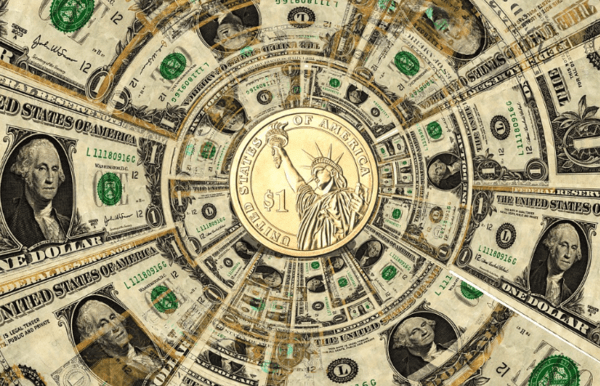 Hedgeye Guest Contributor | Thornton: Why Many Economists Misunderstand Money - dollar image
