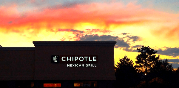 The Greatest Fall From Grace The Restaurant Industry Has Ever Seen - chipotle sunset