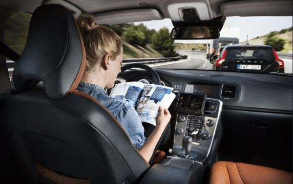 About Everything | Driverless Cars: Unsafe at Any Speed? - driverless car