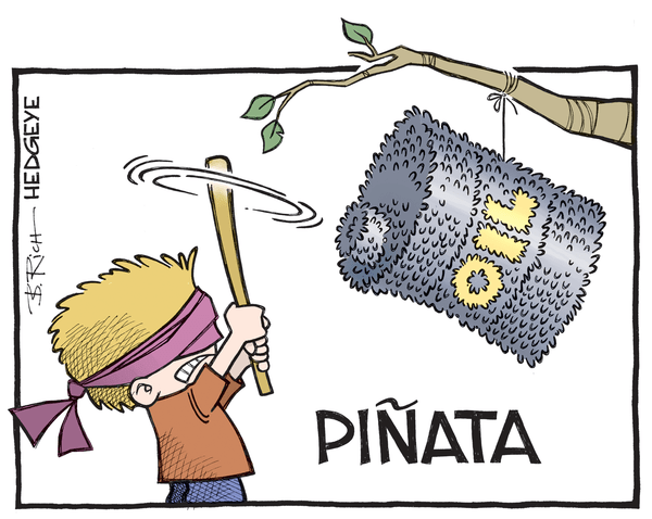 QUICK TAKE: What's Ahead For Oil Prices - oil cartoon 03.29.2016