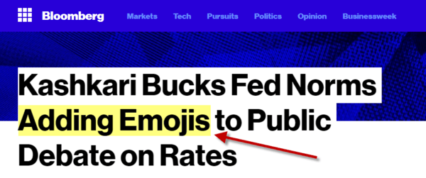 The BS Filter: Is Obama 'Peddling Fiction'? ... & BIS Warns Central Bank Policies 'Dangerous' - bloomberg story emoji
