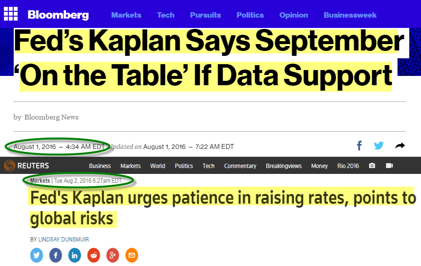 Asinine Fed Doublespeak (You Just Can't Make This Stuff Up) - kaplan 8 2