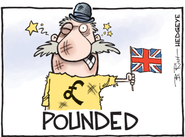 Carney Pounds the Pound - Cartoon Pounded