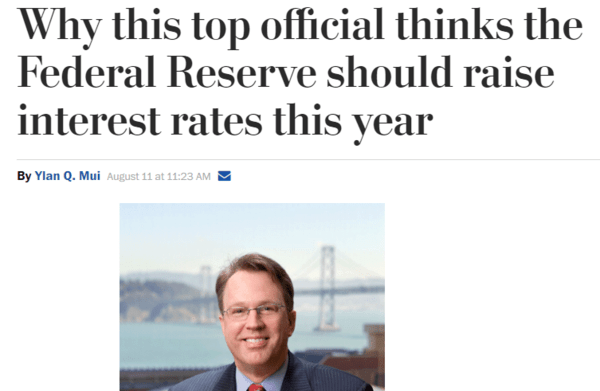 Why This Fed Official Loves Doublespeak - wash post