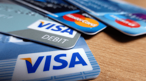 About Everything: Credit Cards Lose Their Charge - cards