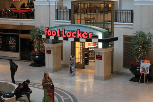 Foot Locker: Sticking To Our Guns, Short More - footlocker