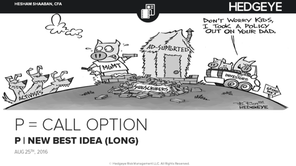 INVITE | P Best Idea Long | Call TODAY at 1pm EDT - P   Best Idea Long Image