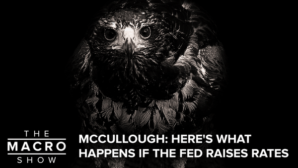 McCullough: Here's What Happens If The Fed Raises Rates - HETV macroshow thumb