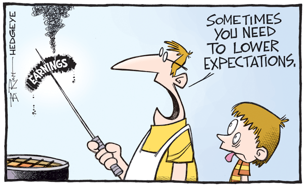 Cartoon of the Day: Earnings Dog - earnings cartoon 09.02.2016