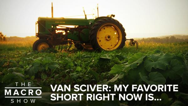 Van Sciver: My Favorite Short Right Now Is… - HETV TMS DE 9.26.2016