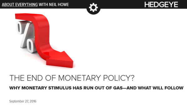 About Everything: The End of Monetary Policy? - monetarypolicy1