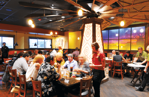 Casual Dining – Outback's new look - osi2