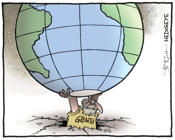 IMF Outlook: Taking The Hatchet To Global Growth Estimates (Again) - growth cartoon 05.24.2016