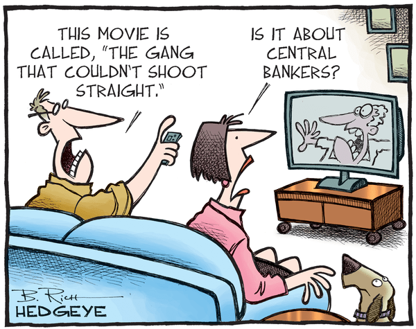 Cartoon of the Day: Boob Tube - Central bankers cartoon 10.04.2016