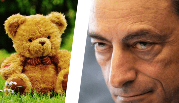 Why Winter Is Coming For Bond Bears... - draghi bear