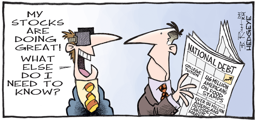 Cartoon of the Day: No Worries?