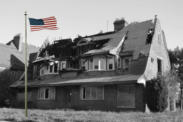 Guest Contributor: Are U.S. Equities The Best House In A Bad Neighborhood? - us house