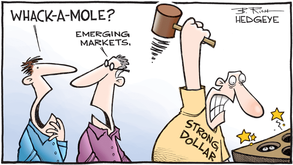 Cartoon of the Day: Whack-A-Market - emerging markets cartoon 12.19.2016