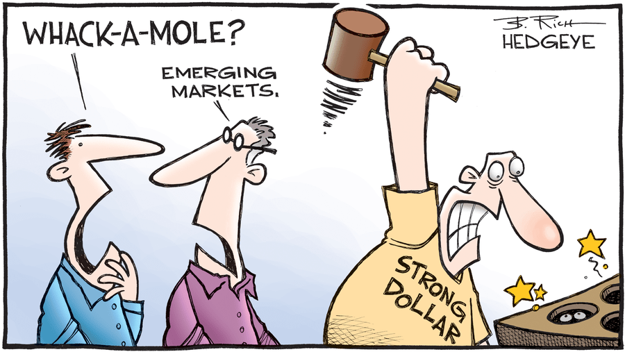5 Cartoons: This Week on Wall Street - emerging markets cartoon 12.19.2016
