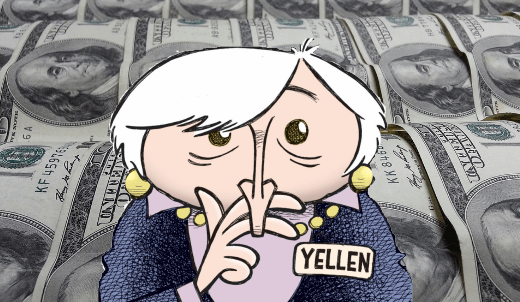 Guest Contributor: The Fed's Impending Inflation Disaster? - dollar press 28