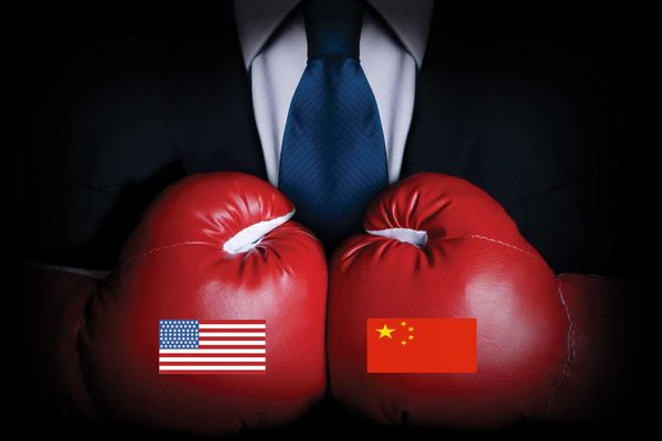 Will Trump Ignite A Full-Blown Trade War With China? - Boxing Gloves 2