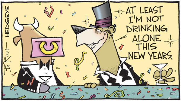 Cartoon of the Day: Happy New Year! - New Years cartoon 12.30.2016