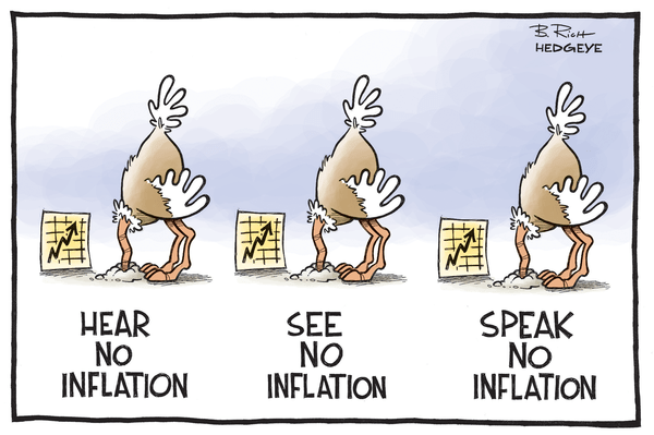 Guest Contributor: The Fed's Impending Inflation Disaster? (Part 2) - Inflation cartoon 07.22.2014