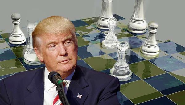 President Trump: A New Era of Geopolitics Begins with LTG Dan Christman - HE call geopolitics 0117