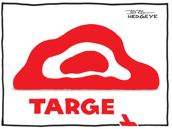 Dear Target Shareholders, Your Company Is In Deep Trouble - TARGET cartoon