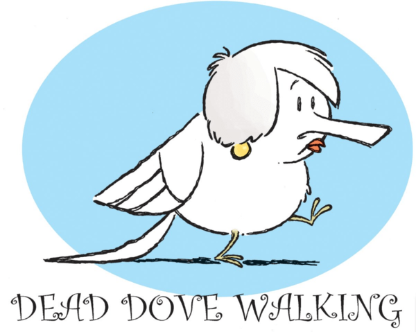 Is Fed's Janet Yellen Hawkish, Dovish Or Just Plain Chicken? - dead dove walking